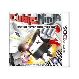 Jogo Cubic Ninja - 3DS