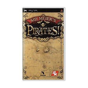 Jogo Sid Meier's Pirates! - PSP