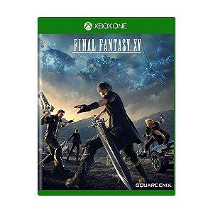 Jogo Final Fantasy XV - Xbox One