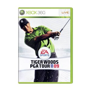 Jogo Tiger Woods PGA Tour 09 - Xbox 360