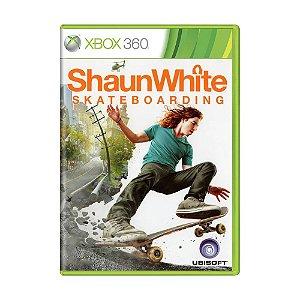 Jogo Shaun White Skateboardin - Xbox 360
