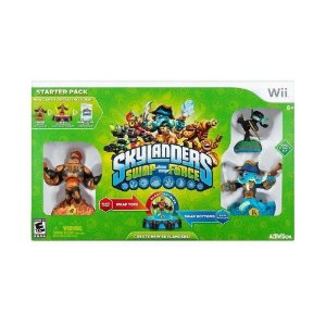 Jogo Skylanders Swap Force (Starter Pack) - Wii