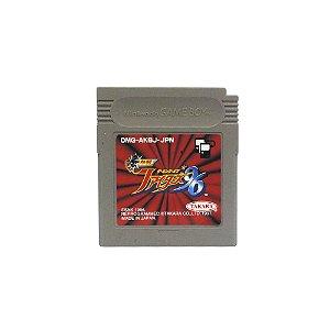 Jogo Nettou The King of Fighters '96 - GBC (Japonês)