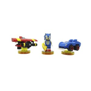LEGO Dimensions Sonic The Hedgehog Level Pack