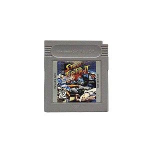 Jogo Street Fighter II - GBC