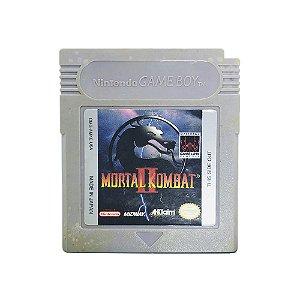 Jogo Mortal Kombat II - GBC