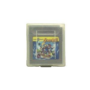 Jogo Super Mario Land 2: 6 Tsu no Kinka - GBC (Japonês)