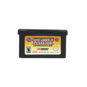 Jogo Justice League: Chronicles - GBA