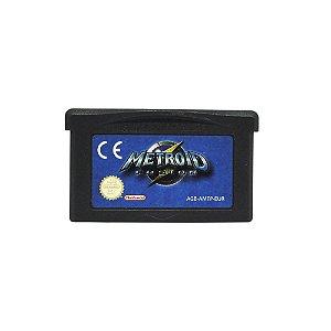 Jogo Metroid Fusion - GBA (Europeu)