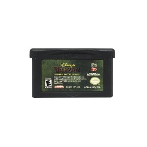 Jogo Disney's Tarzan: Return to the Jungle - GBA