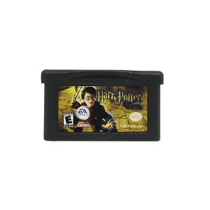 Jogo Harry Potter and the Chamber of Secrets - GBA