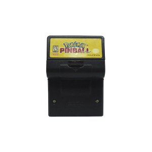 Jogo Pokemon Pinball - GBC