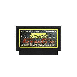 Jogo Astro Fang: Super Machine - NES (Japonês)