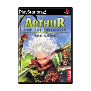 Jogo Arthur and the Invisibles: The Game - PS2