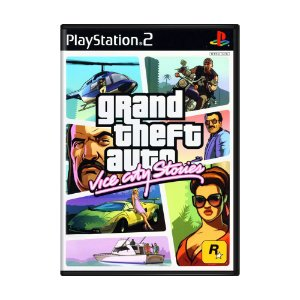 Jogo Grand Theft Auto: Vice City Stories - PS2