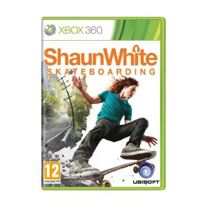 Jogo Shaun White Skateboarding - Xbox 360 (Europeu)