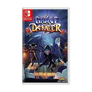 Jogo Grave Danger - Switch