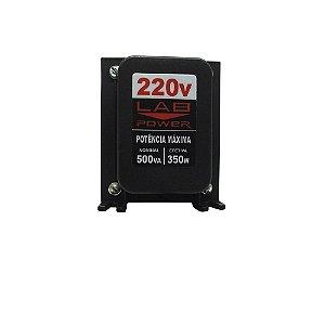 Transformador LabPower 220v para 127v 500VA 350W