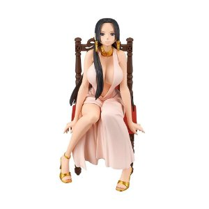 Action Figure Boa Hancock (Girly Girls Color. B) One Piece - Banpresto