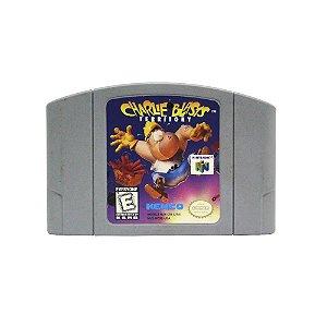 Jogo Charlie Blast's Territory - N64