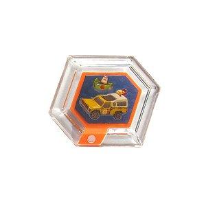 Disco Hexagonal Disney Infinity 1.0: Pizza Planet Delivery Truck