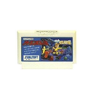 Jogo Atlantis no Nazo - NES (Japonês)