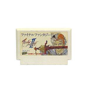 Jogo Final Fantasy II - NES (Japonês)