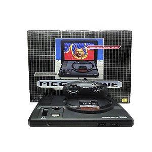Console Mega Drive 16 BITS - Tectoy (22 Jogos na Memória)