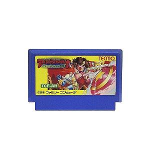 Jogo Argos no Senshi: Hachamecha Daishingeki - NES (Japonês)
