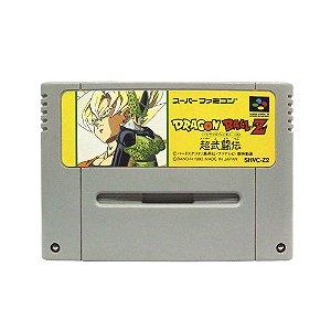 Jogo Dragon Ball Z: Super Butouden - SNES (Japonês)