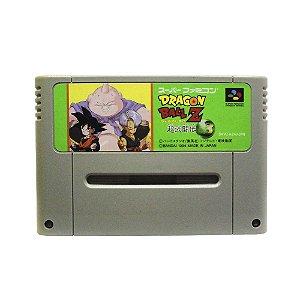 Jogo Dragon Ball Z: Super Butouden 3 - SNES (Japonês)