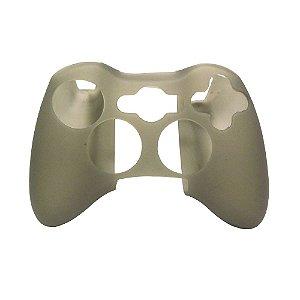 Capa de Silicone Cinza para Controle Microsoft - Xbox 360
