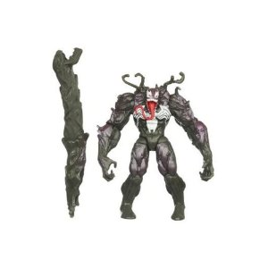 Boneco Venom Stretch Strike - Hasbro