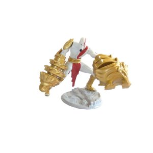 Boneco Kratos GOD OF WAR (Nemean Cestus) - Top Cau