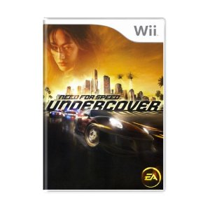 Jogo Need For Speed Undercover - Wii