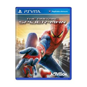 Jogo The Amazing Spider-Man - PS Vita