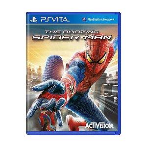 Jogo The Amazing Spider-Man - PS Vita