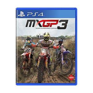 Jogo MXGP 3 - PS4