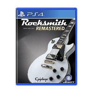 Jogo Rocksmith 2014 Edition: Remastered - PS4