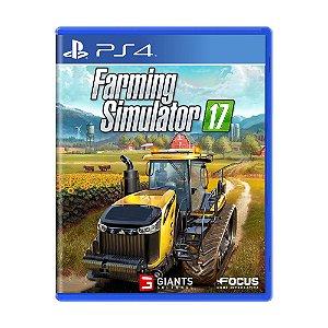 Jogo Farming Simulator 17 - PS4
