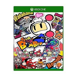 Jogo Super Bomberman R - Xbox One