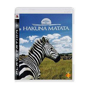 Jogo Hakuna Matata - PS3