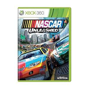 Jogo NASCAR Unleashed - Xbox 360