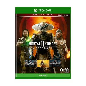 Jogo Mortal Kombat 11 (Aftermath Kollection) - Xbox One