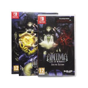 Jogo Anima Gate of Memories (Arcane Edition) - Switch