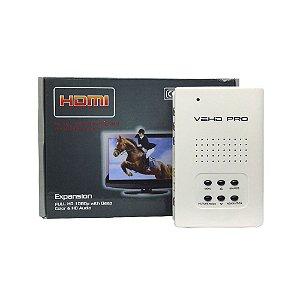 Conversor de Sinal Analógico Mygica RCA para HDMI