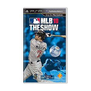Jogo MLB 10 The Show - PSP
