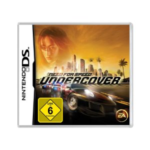 Jogo Need for Speed: Undercover - DS (Europeu)