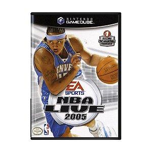 Jogo NBA Live 2005 - GameCube