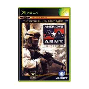 Jogo America's Army: Rise of a Soldier - Xbox